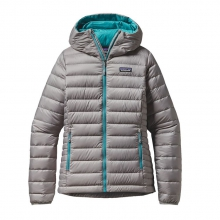 Women's Down Sweater Hoody by Patagonia in Truckee Ca