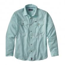 Men's L/S Cayo Largo Shirt by Patagonia in Durango Co