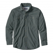 Men's L/S Sol Patrol II Shirt by Patagonia