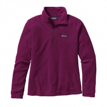 Women's Micro D 1/4 Zip by Patagonia in Ames Ia