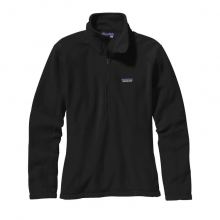 Women's Micro D 1/4 Zip by Patagonia in Manhattan Ks
