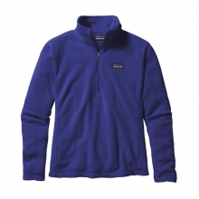 Women's Micro D 1/4 Zip by Patagonia in Omak Wa