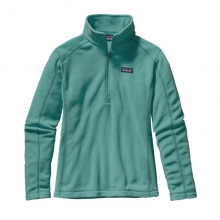 Women's Micro D 1/4 Zip by Patagonia in Lewiston Id