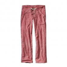 Women's Island Hemp Pants - Short by Patagonia
