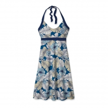 Women's Iliana Halter Dress by Patagonia in Peninsula Oh