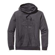 Men's Geodesic Flying Fish LW P/O Hooded Sweatshirt by Patagonia