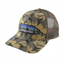 P-6 Logo Trucker Hat by Patagonia in Edwards Co