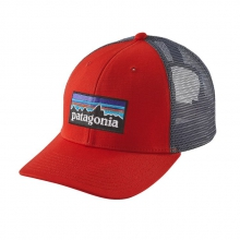 P-6 Logo Trucker Hat by Patagonia