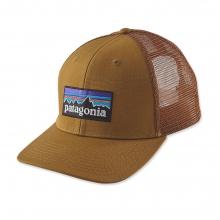 P-6 Logo Trucker Hat by Patagonia in Lafayette La