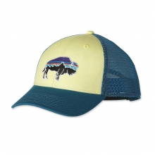 Fitz Roy Bison LoPro Trucker Hat by Patagonia