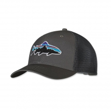 Fitz Roy Trout Trucker Hat by Patagonia in Bluffton Sc