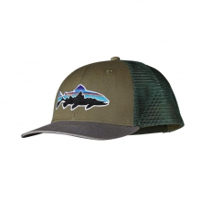 Fitz Roy Trout Trucker Hat by Patagonia in Tulsa Ok