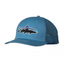Fitz Roy Trout Trucker Hat by Patagonia in Trumbull Ct