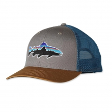 Fitz Roy Trout Trucker Hat by Patagonia in West Linn Or