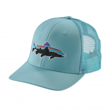 Fitz Roy Trout Trucker Hat by Patagonia in Lafayette La