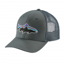 Fitz Roy Trout Trucker Hat by Patagonia in Oro Valley Az
