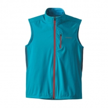 Men's Wind Shield Vest by Patagonia in Wakefield Ri