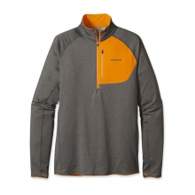 Men's Thermal Speedwork Zip Neck