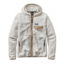Women's Lightweight Snap-T Hooded Jacket by Patagonia in Iowa City IA