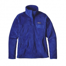 Women's Re-Tool Snap-T Pullover by Patagonia in Clinton Township Mi
