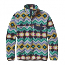 Women's Lightweight Synchilla Snap-T Pullover by Patagonia in Lubbock Tx