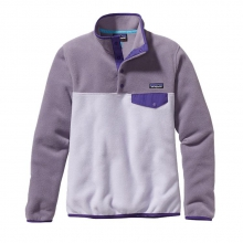 Women's Lightweight Synchilla Snap-T Pullover by Patagonia in Oxford Ms