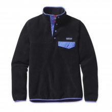 Women's Lightweight Synchilla Snap-T Pullover by Patagonia in Fort Collins Co