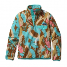 Women's Lightweight Synchilla Snap-T Pullover by Patagonia in Kalamazoo Mi