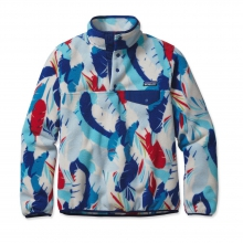 Women's Lightweight Synchilla Snap-T Pullover by Patagonia in Holland Mi