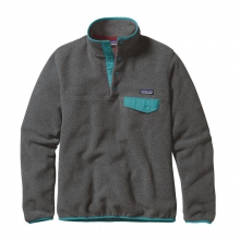 Women's Lightweight Synchilla Snap-T Pullover by Patagonia in Omak Wa