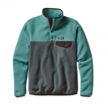 Women's Lightweight Synchilla Snap-T Pullover by Patagonia in Flagstaff Az
