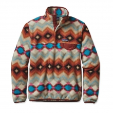 Women's Lightweight Synchilla Snap-T Pullover by Patagonia in Ames Ia