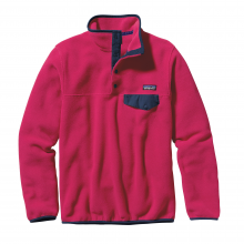 Women's LW Synch Snap-T P/O by Patagonia in Casper Wy