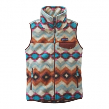 Women's Snap-T Vest by Patagonia in Clinton Township Mi