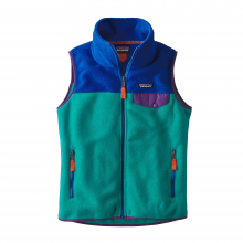 Women's Snap-T Vest by Patagonia in Durango Co