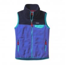 Women's Snap-T Vest by Patagonia in Meridian Id