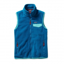 Men's Lightweight Synchilla Snap-T Vest by Patagonia