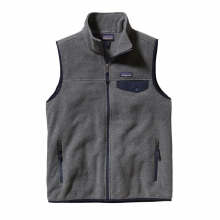 Men's Lightweight Synchilla Snap-T Vest by Patagonia in Lake Geneva Wi