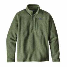 Men's Better Sweater 1/4 Zip by Patagonia in Roanoke Va