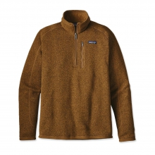 Men's Better Sweater 1/4 Zip by Patagonia in Tulsa Ok