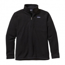 Men's Better Sweater 1/4 Zip by Patagonia in East Lansing Mi
