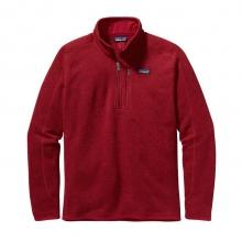 Men's Better Sweater 1/4 Zip by Patagonia in Tulsa Ok