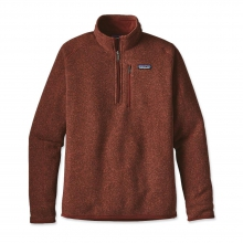 Men's Better Sweater 1/4 Zip by Patagonia in Stamford Ct