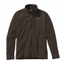 Men's Better Sweater 1/4 Zip by Patagonia in Cody WY