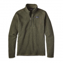 Men's Better Sweater 1/4 Zip by Patagonia in Ames Ia