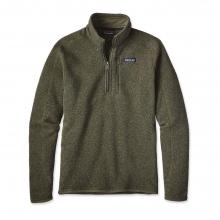 Men's Better Sweater 1/4 Zip by Patagonia in Alexandria La