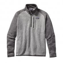 Men's Better Sweater 1/4 Zip by Patagonia in Richmond Va