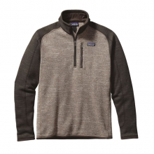 Men's Better Sweater 1/4 Zip by Patagonia in Salem NH