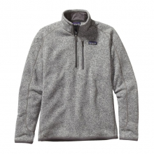 Men's Better Sweater 1/4 Zip by Patagonia in Seattle Wa