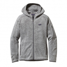 Women's Better Sweater Hoody by Patagonia in Omak Wa